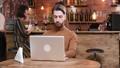 laptop, coffee, shop 48161834