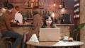 female, laptop, woman 48163611