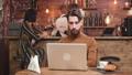 laptop, coffee, shop 48163614
