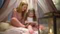 tablet, family, child 48197169