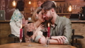 restaurant, love, couple 48197312