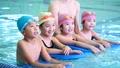 Swimming school image 48205672