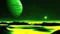 星球 行星 月亮 48237798