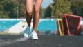 女性 ランナー 走者の動画 48248253