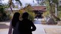 International tourists visiting beautiful temple. 48312926