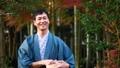 中間男性溫泉旅行Yukata旅行圖像 48350263