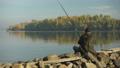 釣り人 釣り フィッシングの動画 48370613