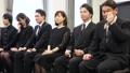 葬式 参列 親族側(右側) 48394527