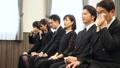 葬式 参列 親族側(右側) 48394528