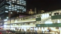 新宿南口夜景Busta Shinjuku時間流逝向上傾斜 48409143