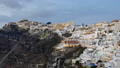Sunset hyperlapse of Fira town, Santorini 48428789