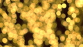 Gold christmas lights blur background. 48436134