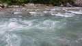 Fragment of a mountain river in Abkhazia 48450531