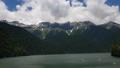 Beautiful Mountains surrounding Ritsa Lake in an Abkhazia 48450545