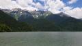 Beautiful Mountains surrounding Ritsa Lake in an Abkhazia 48450548