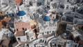 Aerial of Oia town, Santorini 48463965