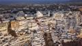 Aerial panorama of Fira town, Santorini 48475147