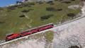 Aerial of Schafberg train, Upper Austria 48482904