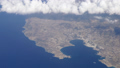 Aerial view of Paros island 48485074