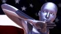 USA AI Artificial Intelligence Concept 4 48505536