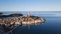 Aerial view of Rovinj, Croatia 48518400