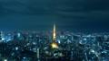 東京夜景/六本木より東京タワー方面 48523141