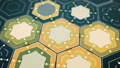 Abstract Digital Hexagons, Loop 48603181