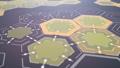 Digital Hexagonal Background, Loop 48603188
