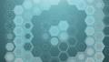 Digital Hexagonal Background, Loop 48603189