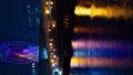 时间间隔间隔射击东京Odaiba弗累斯大转轮金星堡夜视图垂直掀动 48621386