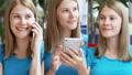 woman, female, face 48645219