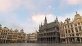 Brussels Belgium time lapse at Grand Place Square 48649628