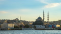 Istanbul cityscape skyline in Istanbul city Turkey 48654443