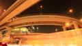 東京 ジャンクション 西参道(2) ダイナミックな車の流れ タイムラプス ズームアウト 48671716