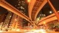 東京 ジャンクション 西参道(3) ダイナミックな車の流れ タイムラプス フィックス 48671791