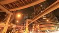 東京 ジャンクション 西参道(4) ダイナミックな車の流れ タイムラプス ズームアウト 48671816