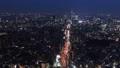 東京暮光之城澀谷,資本高速閃閃發光的城市景觀時間流逝傾斜下來 48695806