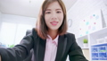 business woman use smart phone 48811273