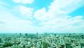 東京風景·遊戲中時光倒流·初夏·推薦雲·背景澀谷·市中心·全景·顏色·評分 48829805