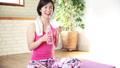 Yoga female water 48891946