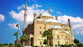 The mosque of Muhammad Ali is located in Cairo, the capital of Egypt. 48896561