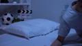 ベッド ベットルーム ベッドルームの動画 48923227