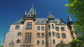 The ancient castles of Germany - Wernigerode Castle is a schloss located in the Harz mountains above 48933705