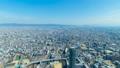 大阪风景·游戏中时光倒流·2019·从天王寺看奈良地区·缩小 48946845