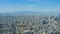 大阪风景·游戏中时光倒流·2019年·从天王寺尼崎地区看到的神户·放大 48948311