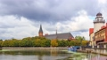 Kaliningrad Cathedral on the island of Kant. Kirch 48995719