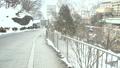 冬の定山渓温泉街 -見返り坂-(移動撮影) 49065014
