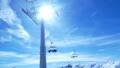 Ski lift snow mountain 49090172