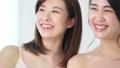 ビューティー 女性 笑顔の動画 49098470