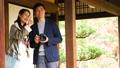 中間夫婦旅行秋天觀光圖像 49100532